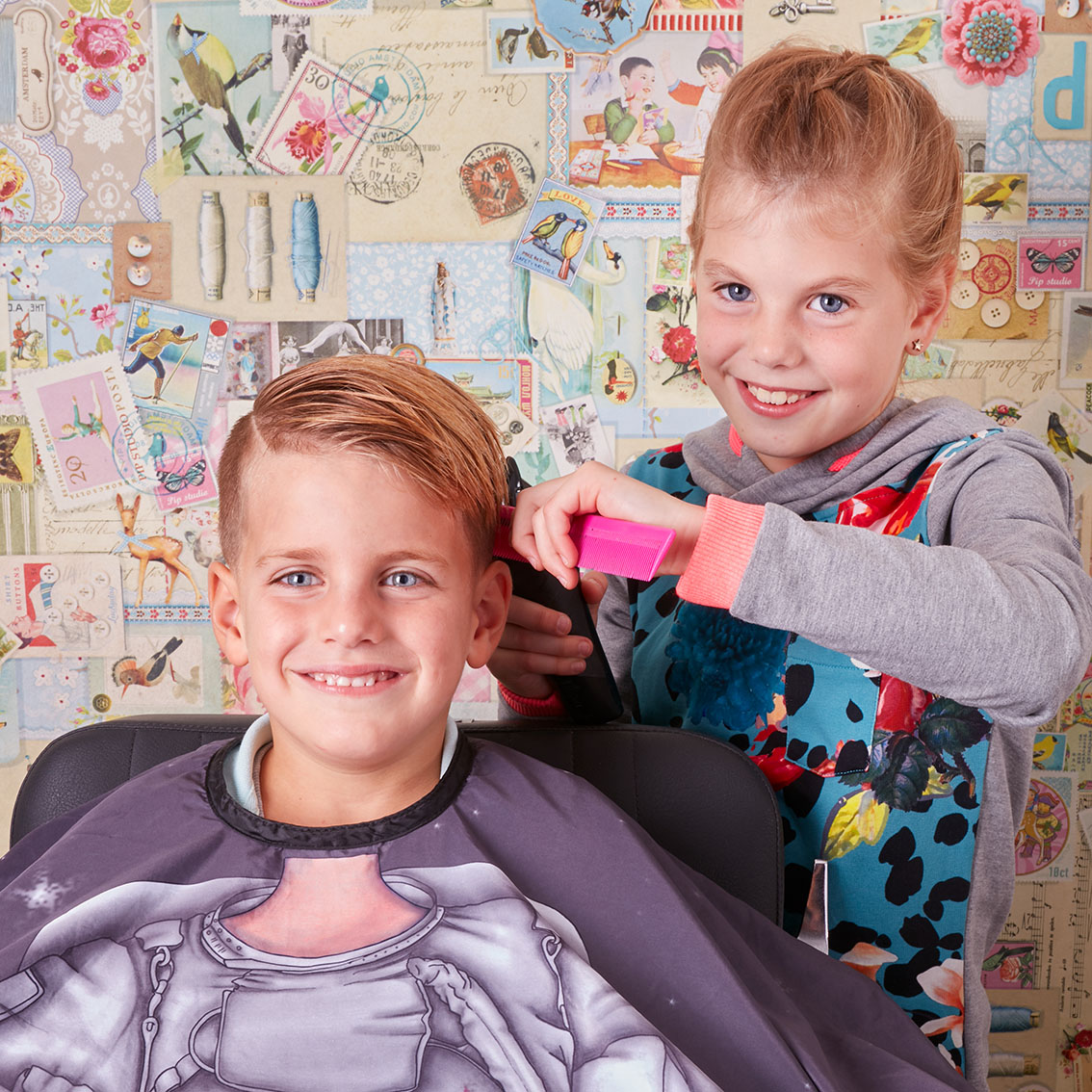 Hairdesign Gabry - Kinderkapper Zuid-Limburg Schimmert