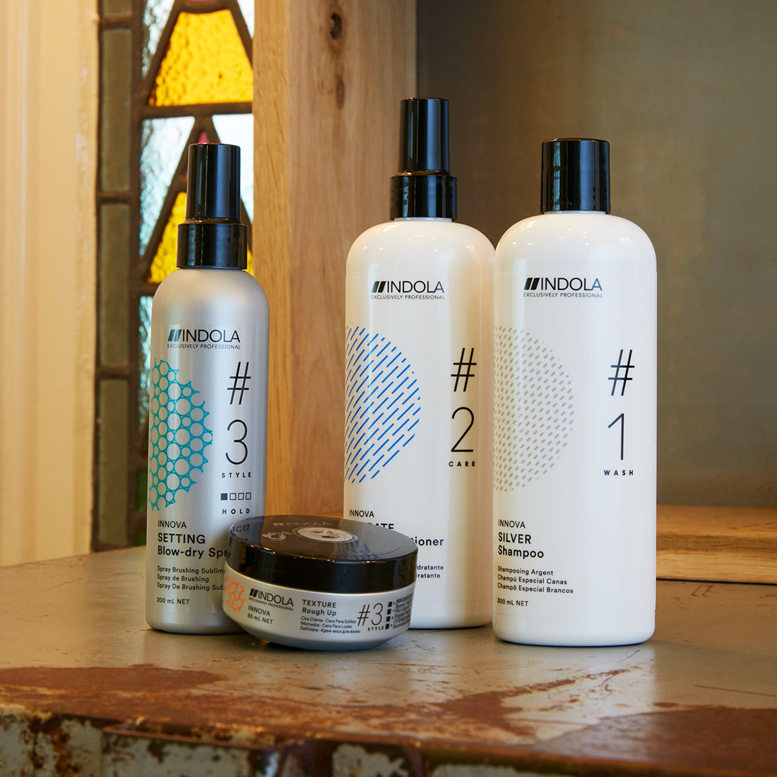 Hairdesign Gabry - Verkoop Indola Producten