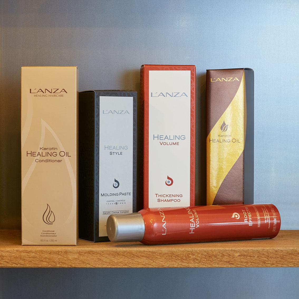 Hairdesign Gabry - Verkoop LANZA Producten