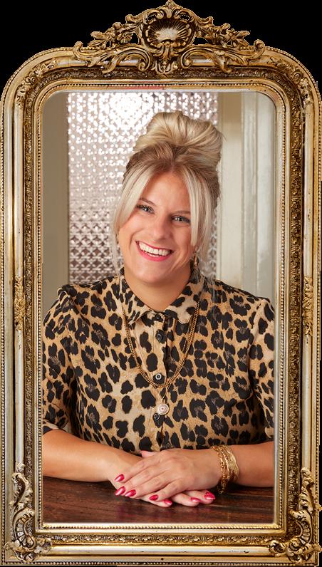 Rachelle - Kapster Gabry Hairdesign